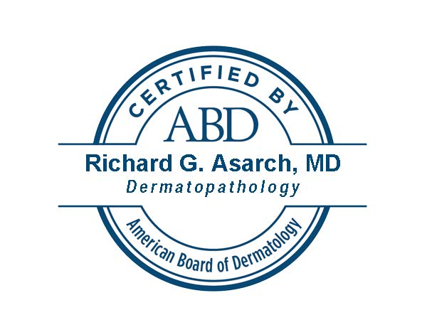 asarch richard dp cert mark