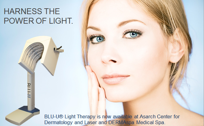 Blue Light Therapy in Denver