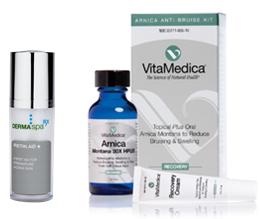 Juvederm and voluma procedure products