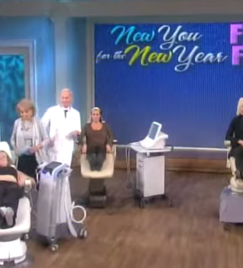 Exilis on The View