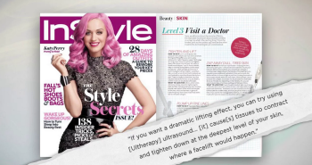 Ultherapy in the Media