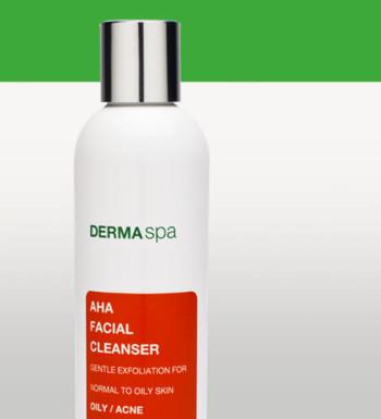 AHA Facial Cleanser