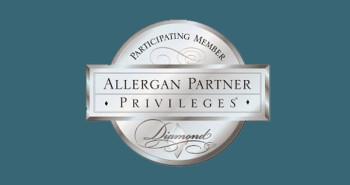 Allergan Diamond Provider Award