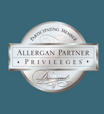 Allergan Diamond Provider Award