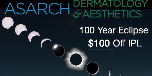 100 year Eclipse. $100 off IPL.
