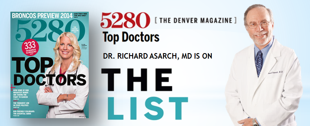 Richard G. Asarch, MD | Top Dermatologist Denver CO