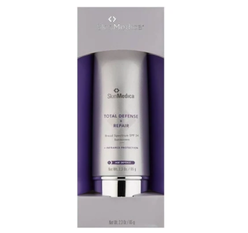 SKINMEDICA TOTAL DEFENSE + REPAIR CLEAR SPF34