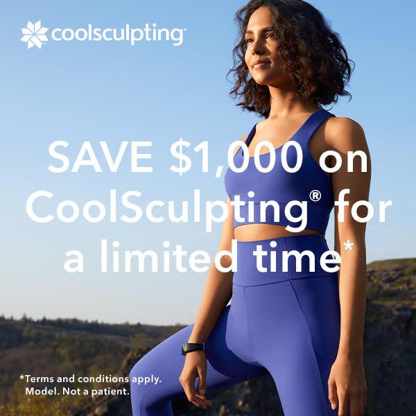 CoolSculpting Special