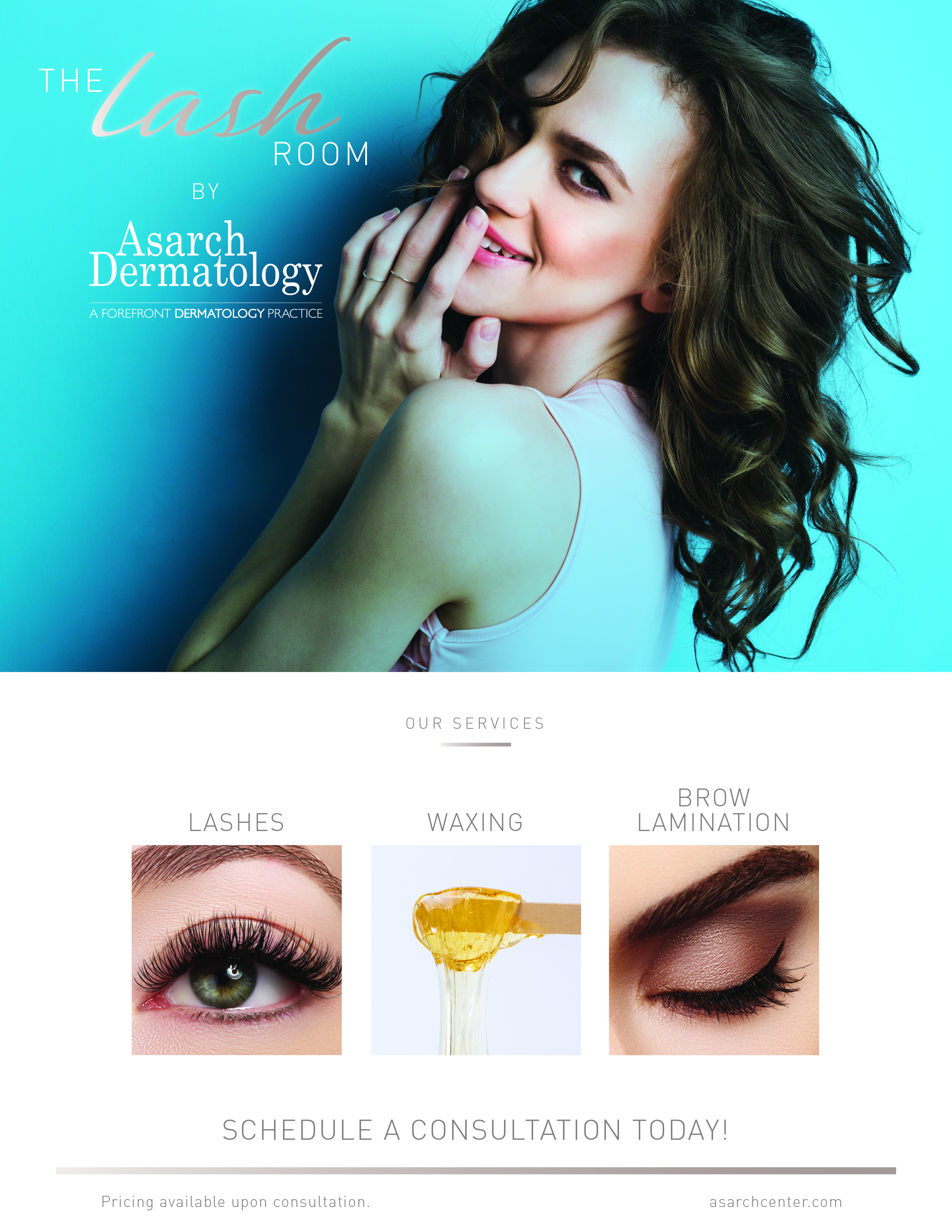 lash room office flyer asarch dermatology feb 2020 1