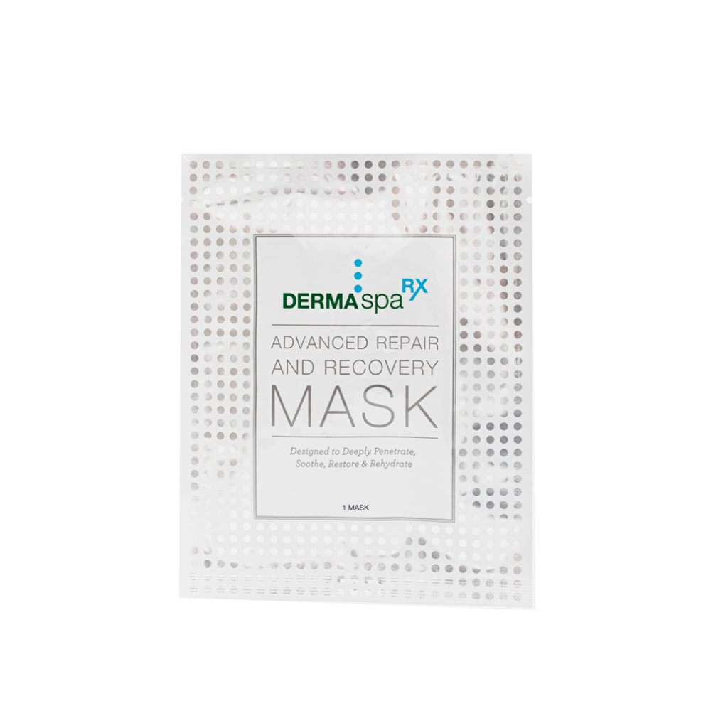20 minute recovery mask